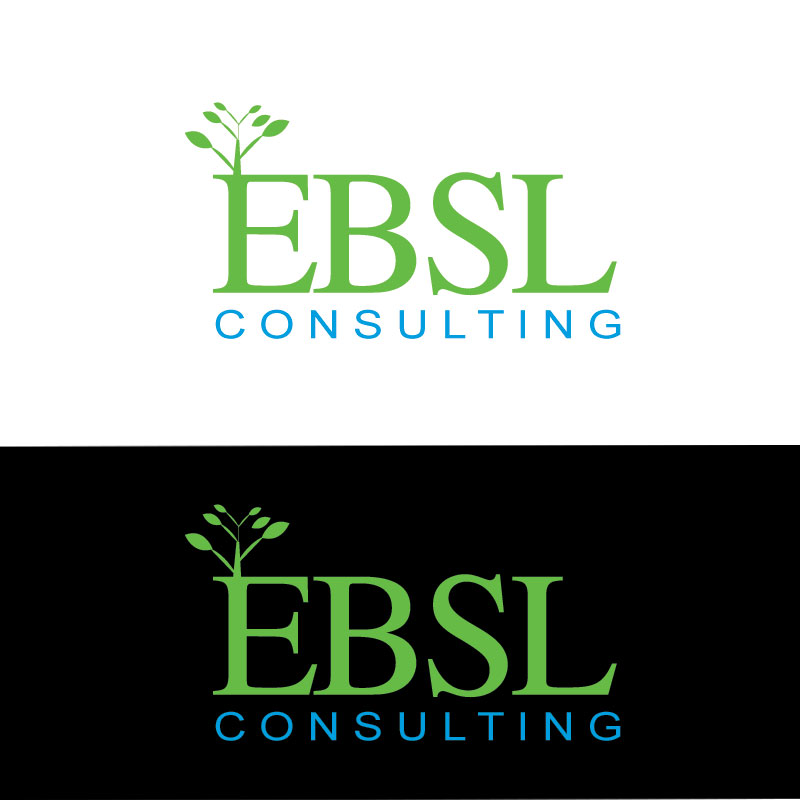 Logo Design by Private User - Entry No. 55 in the Logo Design Contest EBSL Consulting Logo Design.