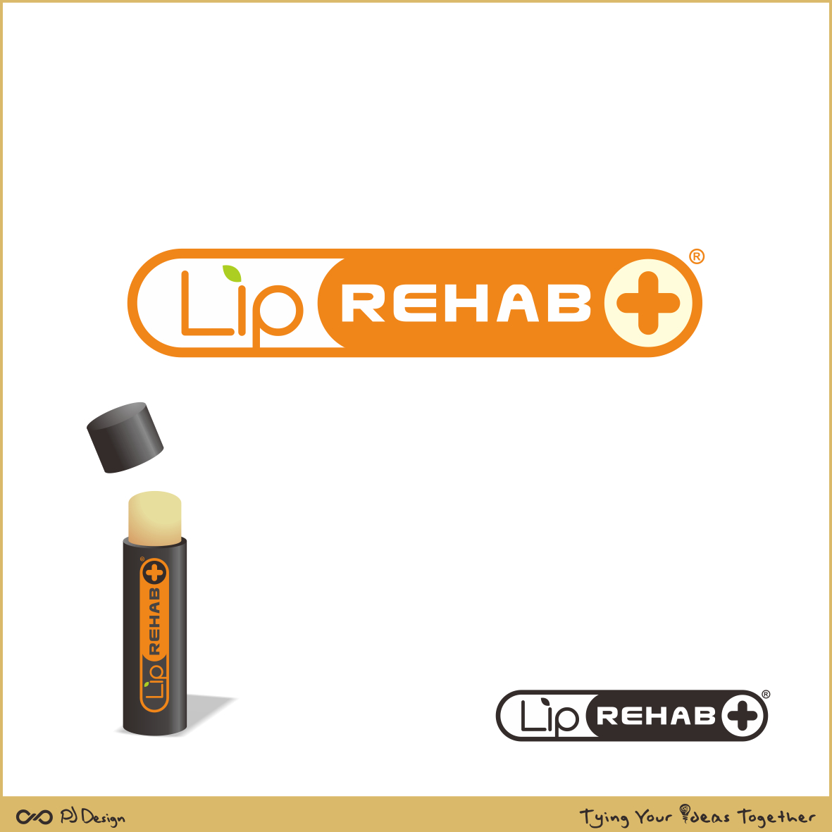 Logo Design by PJD - Entry No. 230 in the Logo Design Contest Creative Logo Design for Lip Rehab.