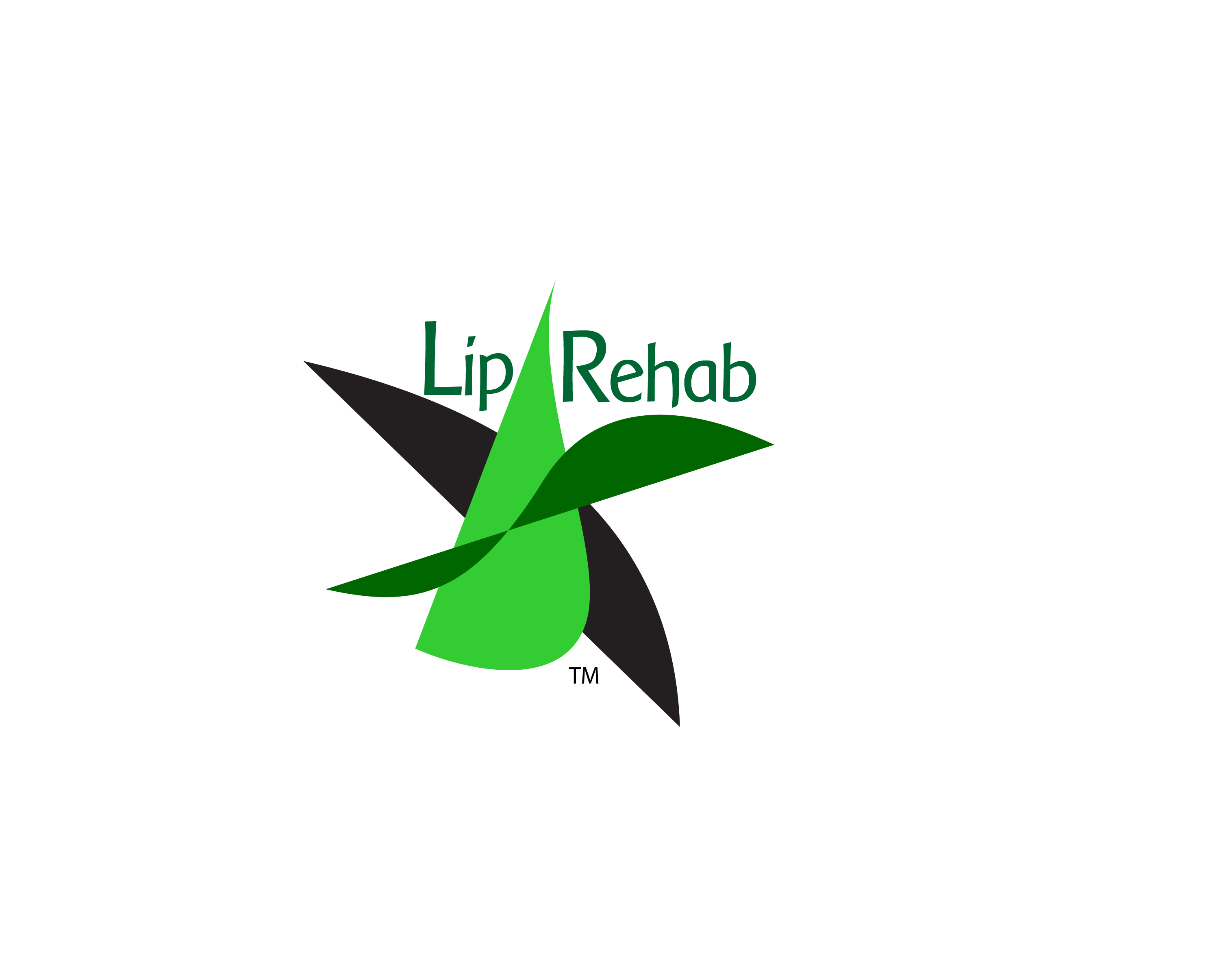 Logo Design by Nancy Grant - Entry No. 231 in the Logo Design Contest Creative Logo Design for Lip Rehab.
