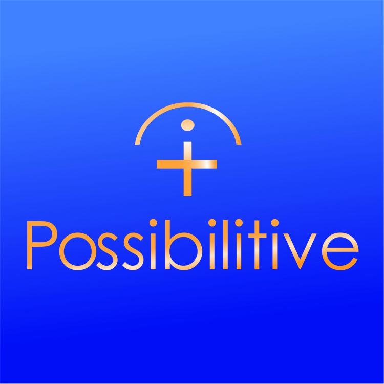 Logo Design by designlot - Entry No. 74 in the Logo Design Contest Unemployment Specials / Possibilitive (Possible+Positive).