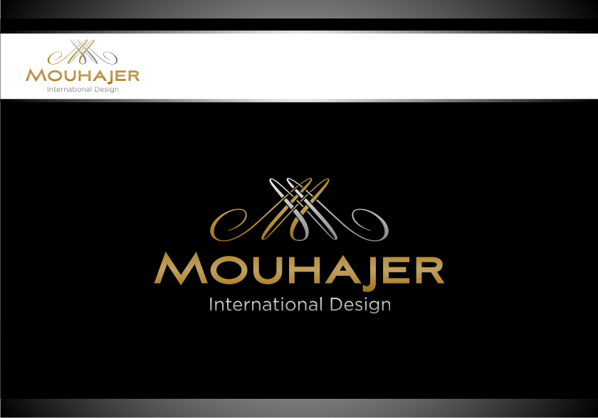 Logo Design by Muhammad Nasrul chasib - Entry No. 56 in the Logo Design Contest Unique Logo Design Wanted for Mouhajer International Design.