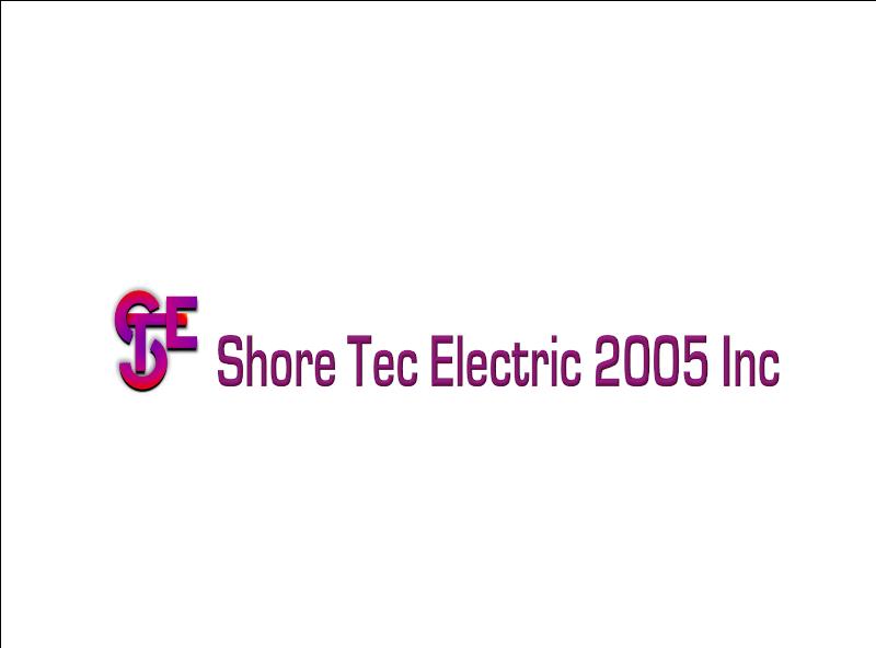 Logo Design by openartposter - Entry No. 25 in the Logo Design Contest Shore Tec Electric 2005 Inc.