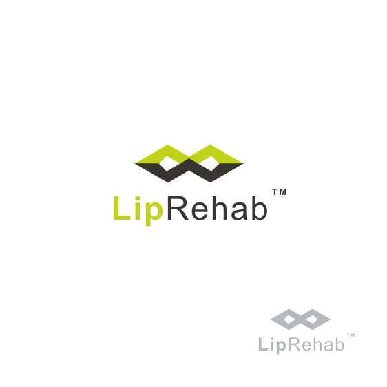 Logo Design by Think - Entry No. 238 in the Logo Design Contest Creative Logo Design for Lip Rehab.