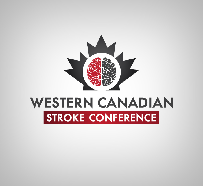 Logo Design by nausigeo - Entry No. 55 in the Logo Design Contest Artistic Logo Design for Western Canadian Stroke Conference.