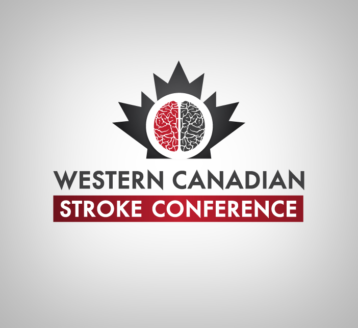 Logo Design by nausigeo - Entry No. 56 in the Logo Design Contest Artistic Logo Design for Western Canadian Stroke Conference.