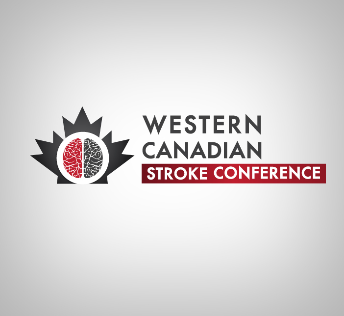 Logo Design by nausigeo - Entry No. 57 in the Logo Design Contest Artistic Logo Design for Western Canadian Stroke Conference.