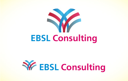 Logo Design by Shahriar Zaman - Entry No. 59 in the Logo Design Contest EBSL Consulting Logo Design.
