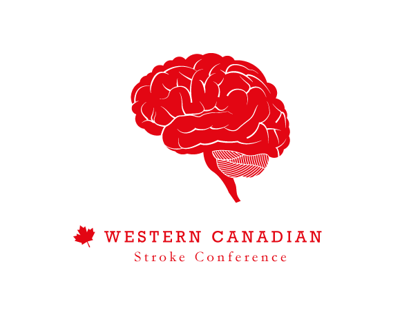Logo Design by Juan Paulo Manalo - Entry No. 60 in the Logo Design Contest Artistic Logo Design for Western Canadian Stroke Conference.
