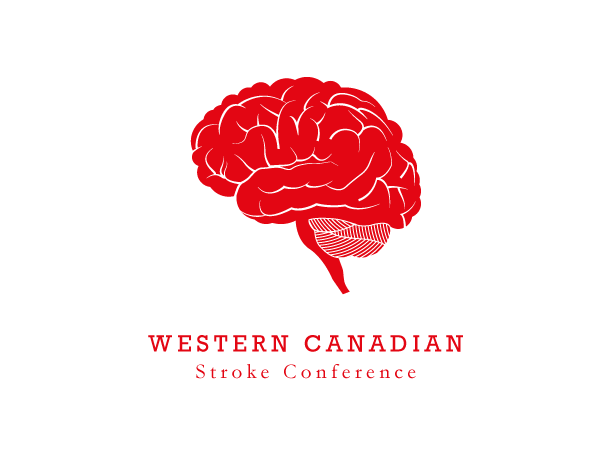Logo Design by Juan Paulo Manalo - Entry No. 61 in the Logo Design Contest Artistic Logo Design for Western Canadian Stroke Conference.