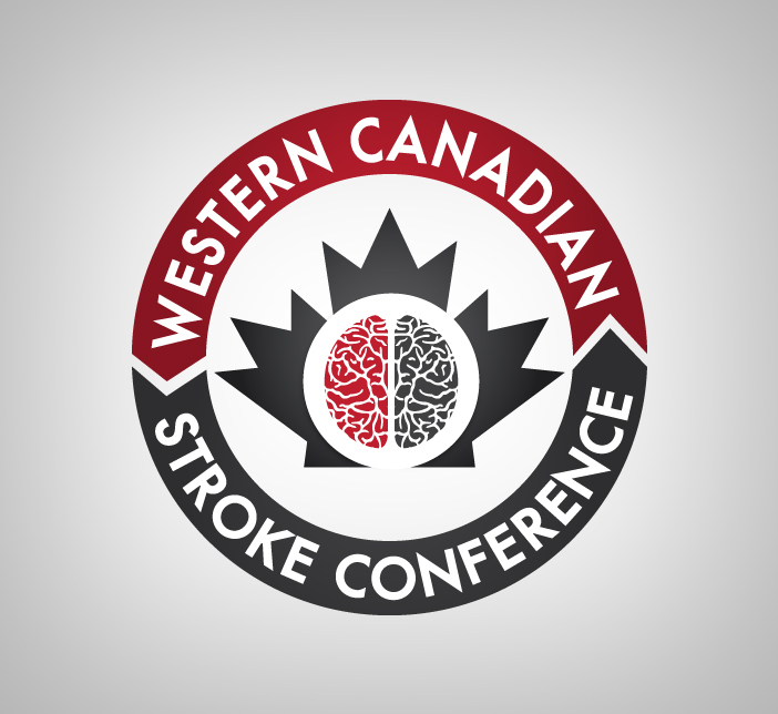 Logo Design by nausigeo - Entry No. 68 in the Logo Design Contest Artistic Logo Design for Western Canadian Stroke Conference.