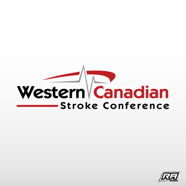 Logo Design by RA-Design - Entry No. 72 in the Logo Design Contest Artistic Logo Design for Western Canadian Stroke Conference.