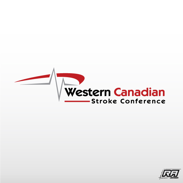 Logo Design by RA-Design - Entry No. 73 in the Logo Design Contest Artistic Logo Design for Western Canadian Stroke Conference.