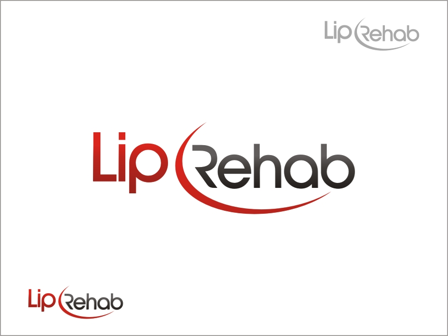 Logo Design by RED HORSE design studio - Entry No. 248 in the Logo Design Contest Creative Logo Design for Lip Rehab.