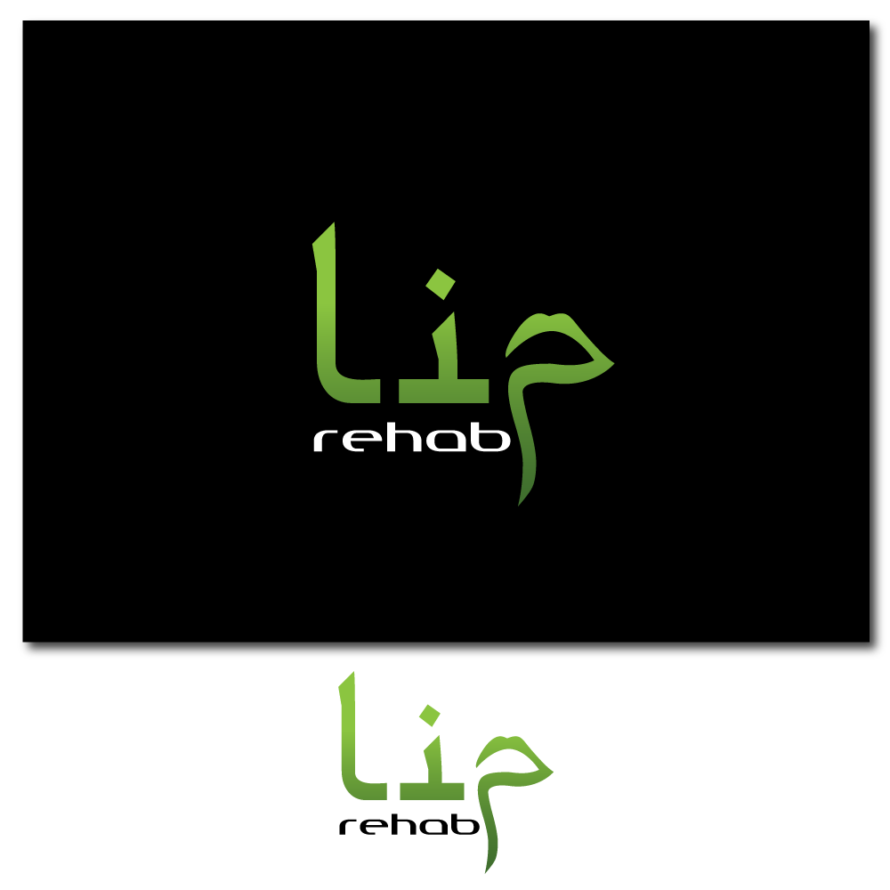 Logo Design by rockin - Entry No. 249 in the Logo Design Contest Creative Logo Design for Lip Rehab.
