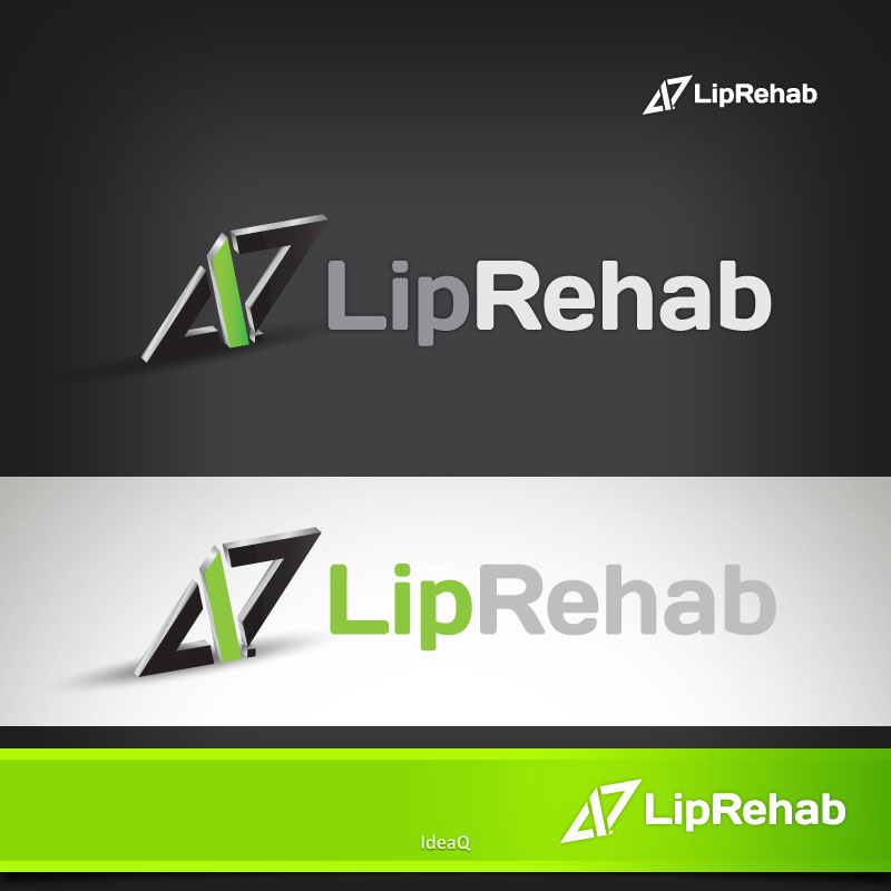 Logo Design by Private User - Entry No. 250 in the Logo Design Contest Creative Logo Design for Lip Rehab.