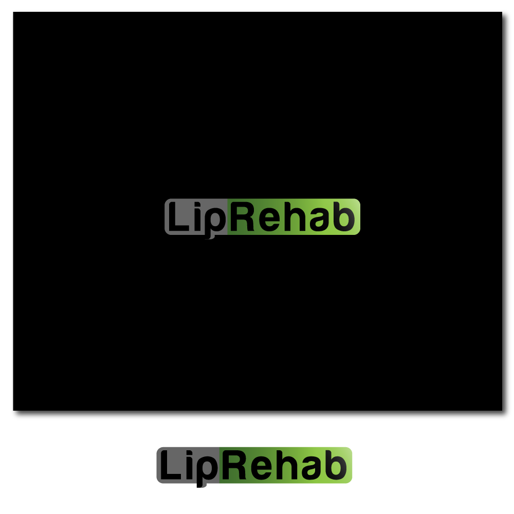 Logo Design by rockin - Entry No. 252 in the Logo Design Contest Creative Logo Design for Lip Rehab.