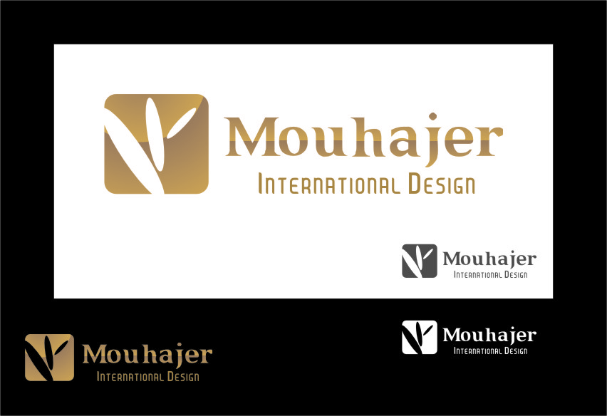 Logo Design by RoSyid Rono-Rene On Java - Entry No. 59 in the Logo Design Contest Unique Logo Design Wanted for Mouhajer International Design.