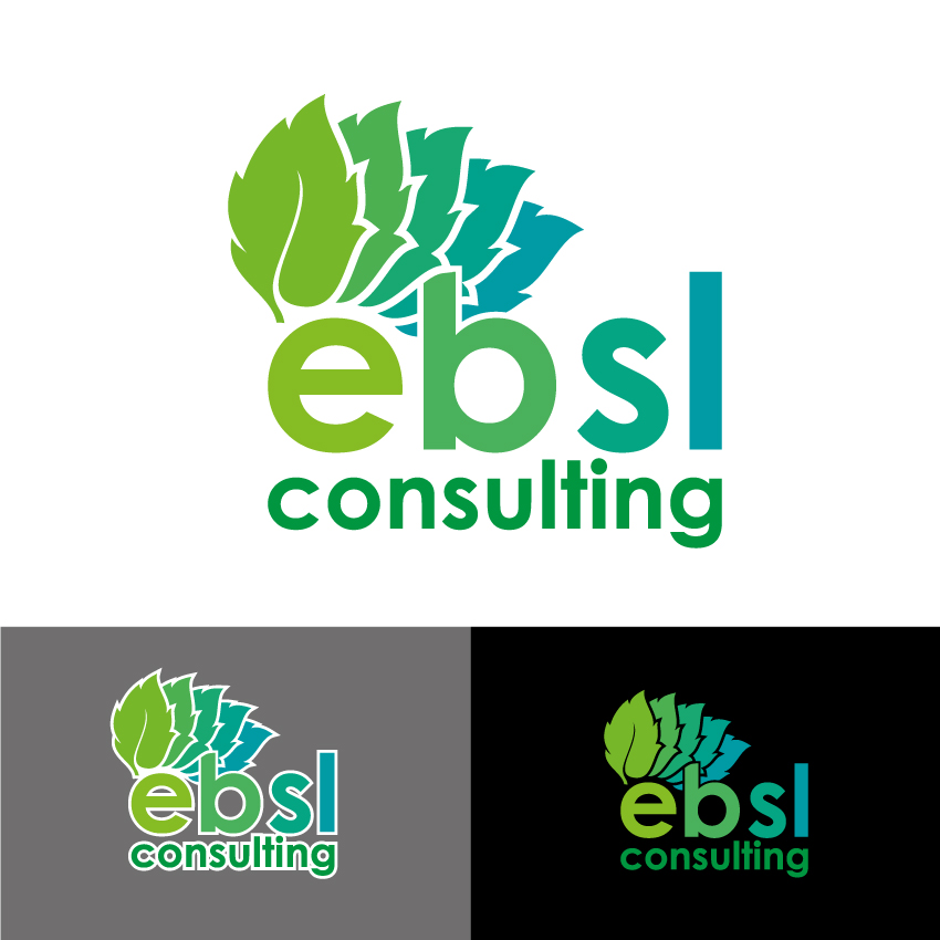 Logo Design by Kalinoe - Entry No. 63 in the Logo Design Contest EBSL Consulting Logo Design.