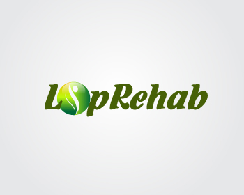 Logo Design by Parag Sohani - Entry No. 262 in the Logo Design Contest Creative Logo Design for Lip Rehab.