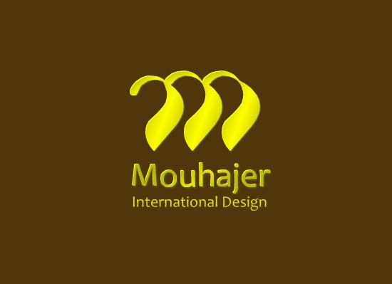 Logo Design by Ismail Adhi Wibowo - Entry No. 66 in the Logo Design Contest Unique Logo Design Wanted for Mouhajer International Design.