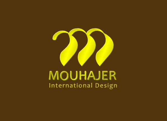 Logo Design by Ismail Adhi Wibowo - Entry No. 67 in the Logo Design Contest Unique Logo Design Wanted for Mouhajer International Design.
