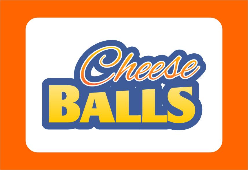 Logo Design by Ngepet_art - Entry No. 45 in the Logo Design Contest Imaginative Logo Design for Cheese Balls.
