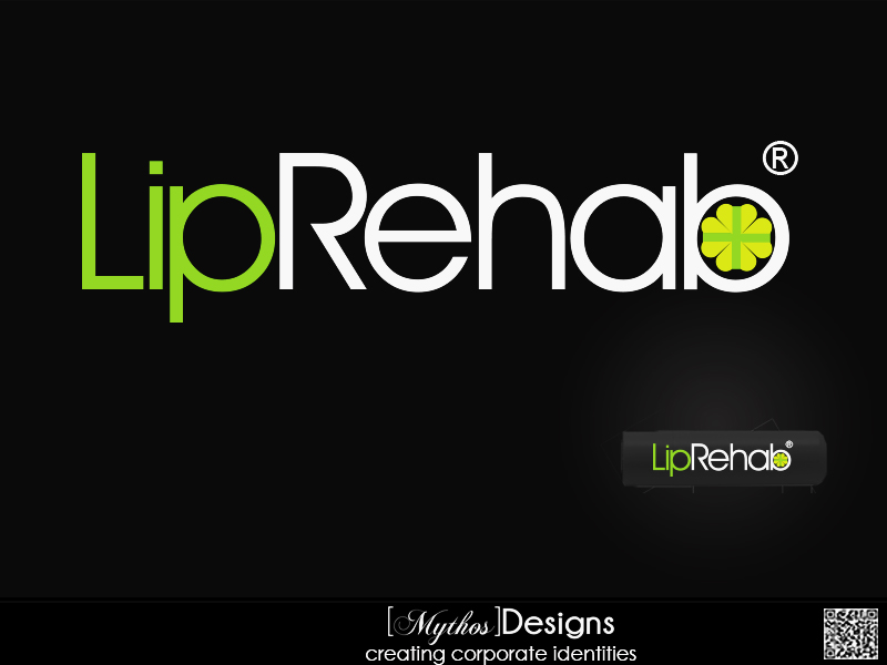 Logo Design by Mythos Designs - Entry No. 272 in the Logo Design Contest Creative Logo Design for Lip Rehab.