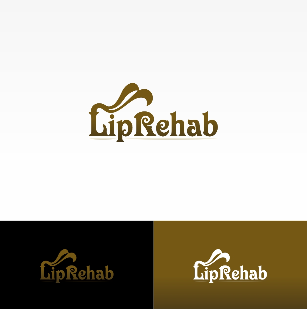 Logo Design by haidu - Entry No. 273 in the Logo Design Contest Creative Logo Design for Lip Rehab.