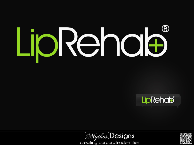 Logo Design by Mythos Designs - Entry No. 274 in the Logo Design Contest Creative Logo Design for Lip Rehab.