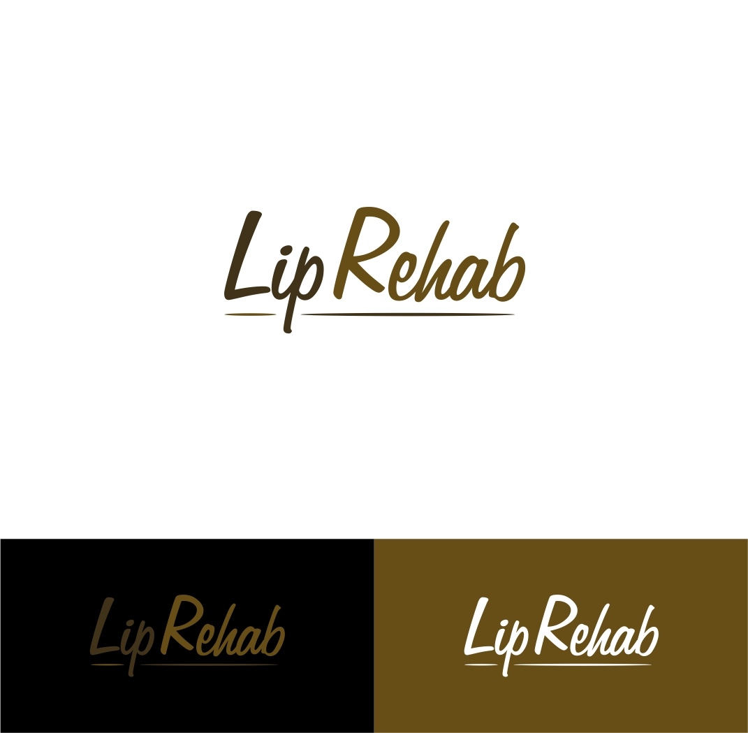 Logo Design by haidu - Entry No. 275 in the Logo Design Contest Creative Logo Design for Lip Rehab.