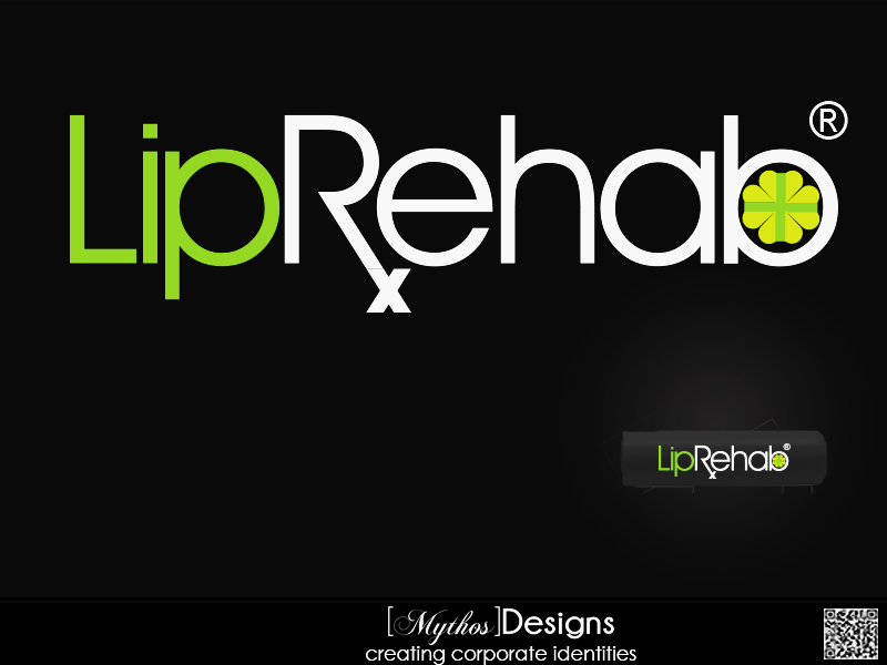 Logo Design by Mythos Designs - Entry No. 277 in the Logo Design Contest Creative Logo Design for Lip Rehab.