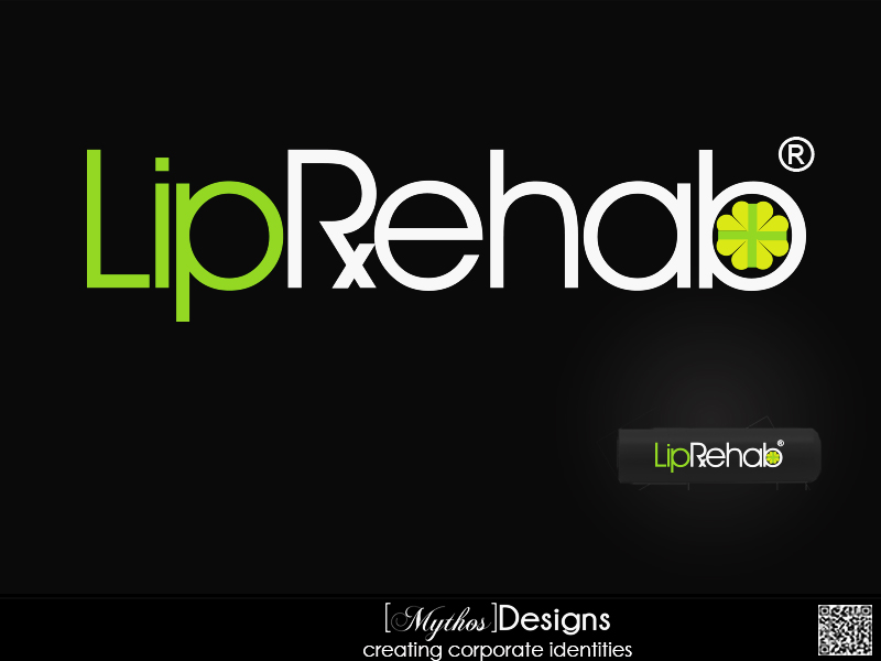 Logo Design by Mythos Designs - Entry No. 278 in the Logo Design Contest Creative Logo Design for Lip Rehab.