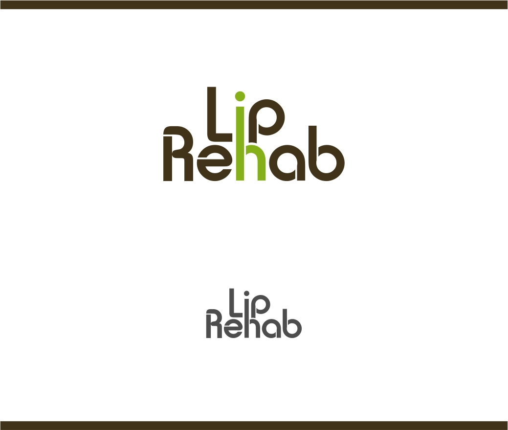 Logo Design by haidu - Entry No. 281 in the Logo Design Contest Creative Logo Design for Lip Rehab.