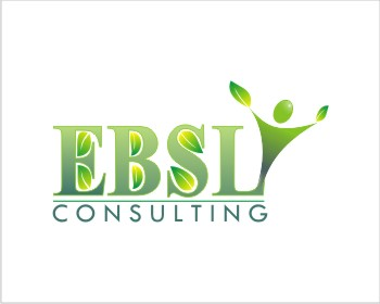 Logo Design by kulay - Entry No. 66 in the Logo Design Contest EBSL Consulting Logo Design.