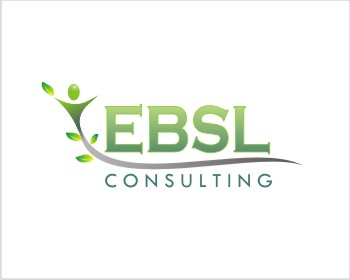 Logo Design by kulay - Entry No. 67 in the Logo Design Contest EBSL Consulting Logo Design.