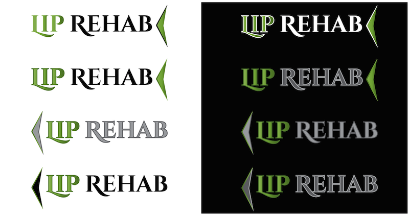 Logo Design by Thanasis Athanasopoulos - Entry No. 288 in the Logo Design Contest Creative Logo Design for Lip Rehab.
