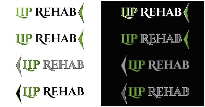 Logo Design by Thanasis Athanasopoulos - Entry No. 288 in the Logo Design Contest Creative Logo Design for Lip Rehab.