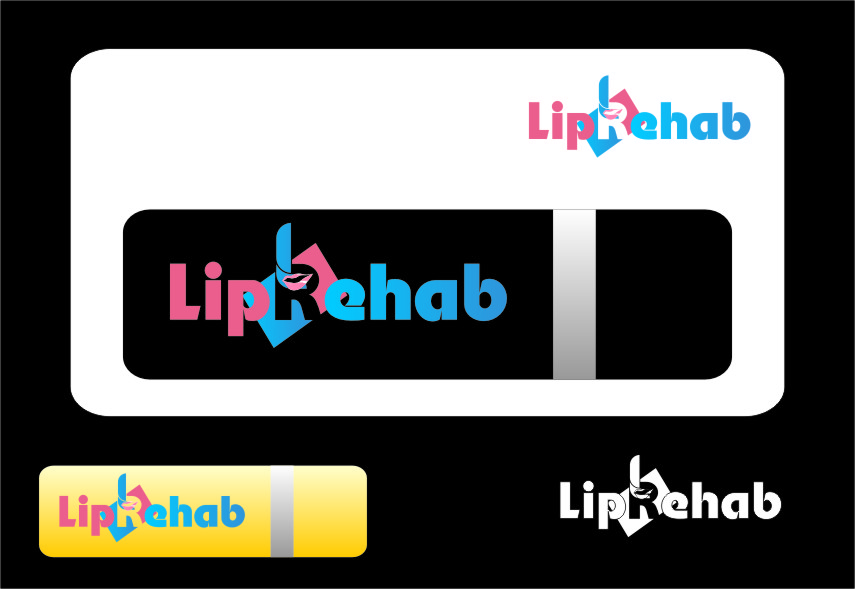 Logo Design by RasYa Muhammad Athaya - Entry No. 289 in the Logo Design Contest Creative Logo Design for Lip Rehab.