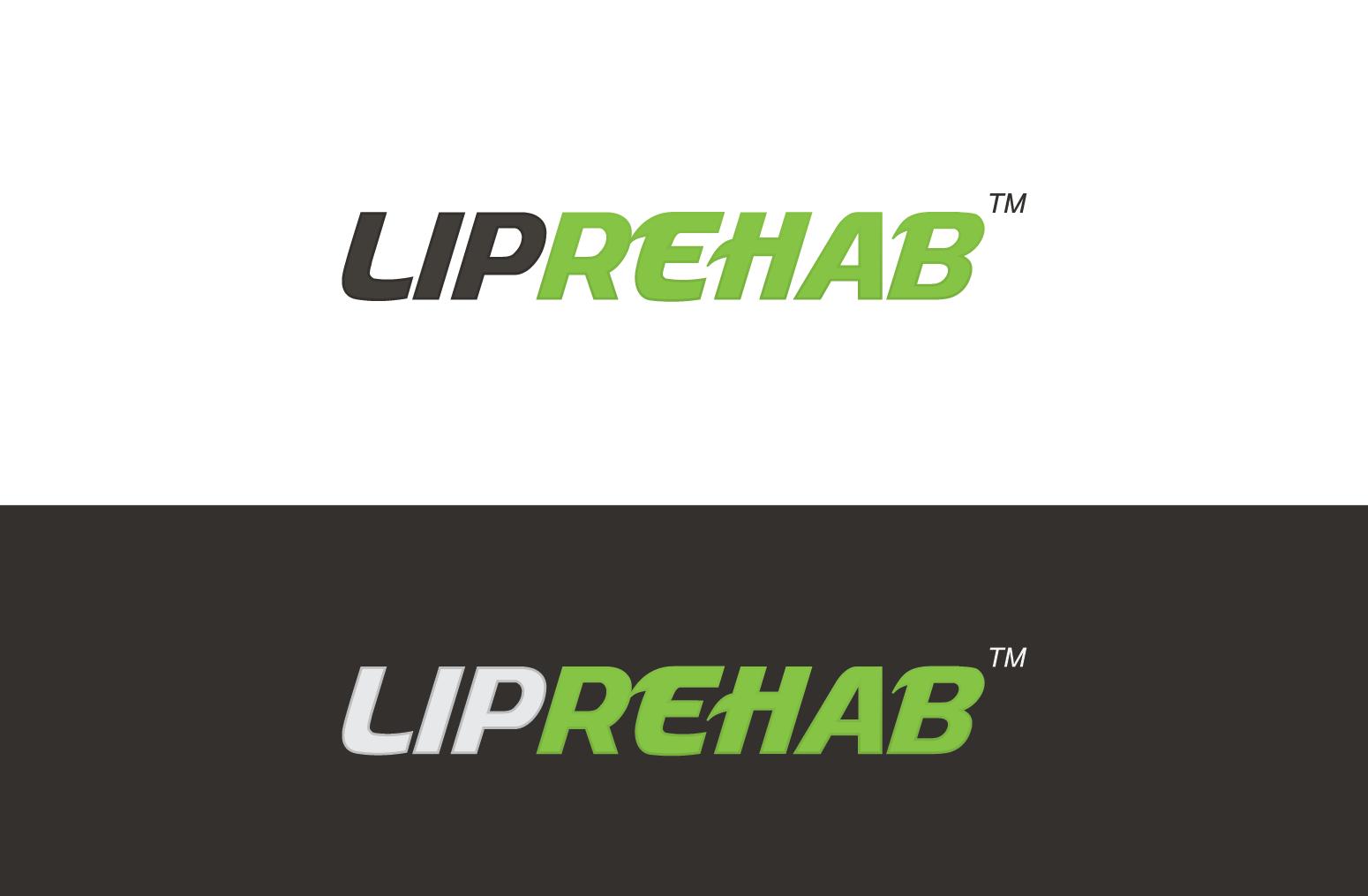Logo Design by Dipin Bishwakarma - Entry No. 290 in the Logo Design Contest Creative Logo Design for Lip Rehab.