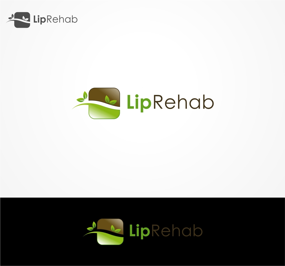 Logo Design by haidu - Entry No. 292 in the Logo Design Contest Creative Logo Design for Lip Rehab.