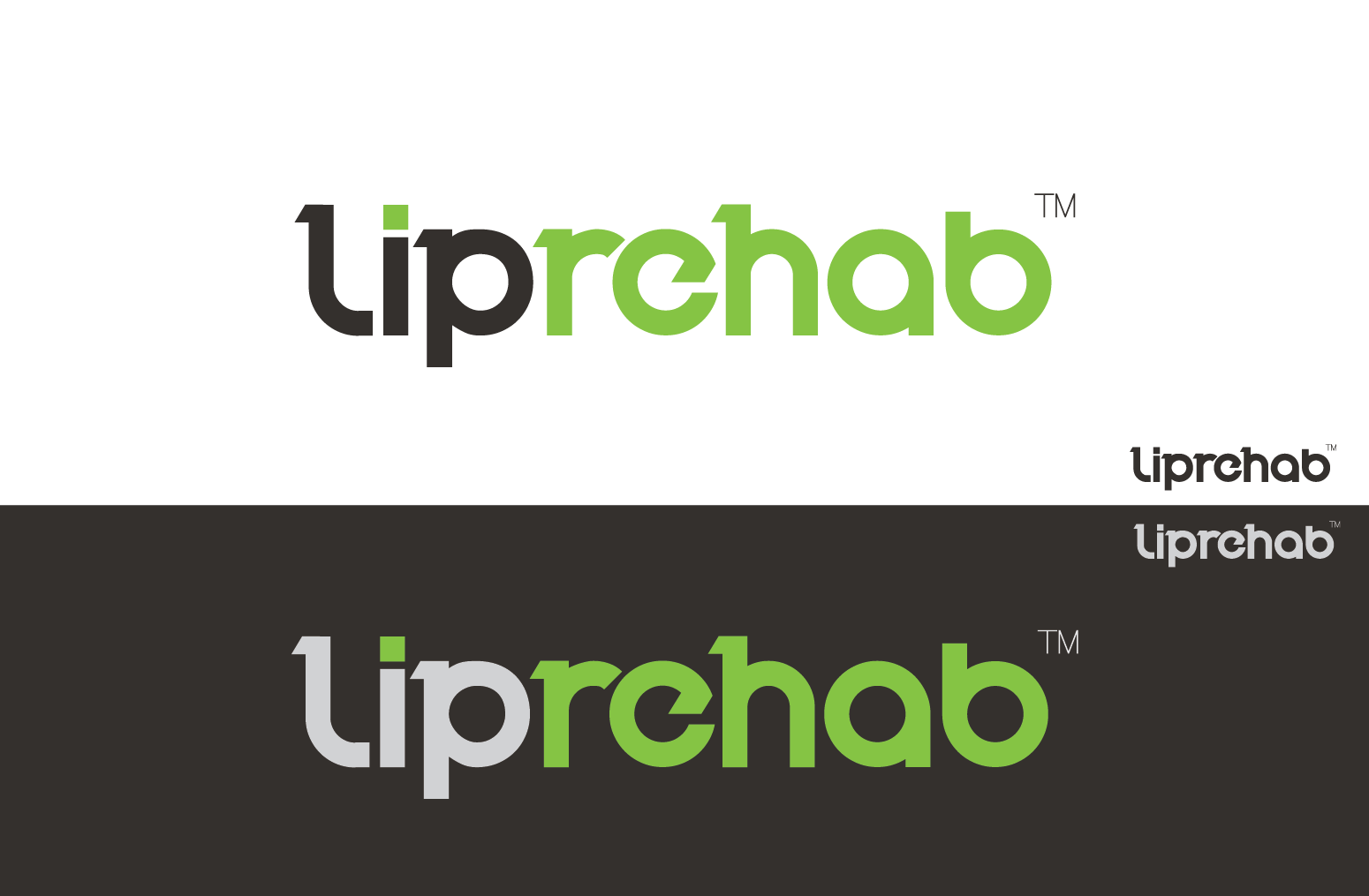 Logo Design by Dipin Bishwakarma - Entry No. 294 in the Logo Design Contest Creative Logo Design for Lip Rehab.