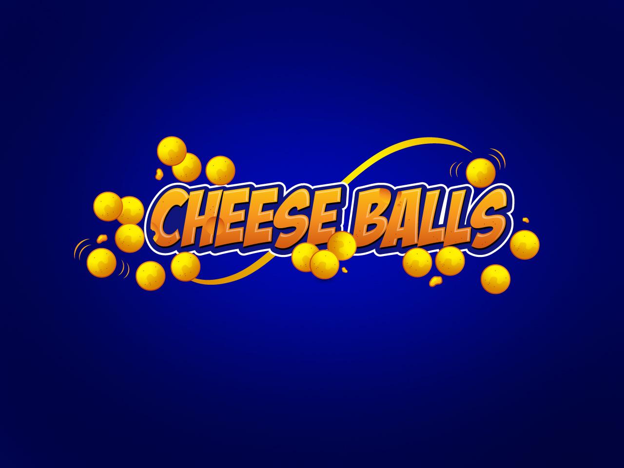 Logo Design by jpbituin - Entry No. 49 in the Logo Design Contest Imaginative Logo Design for Cheese Balls.