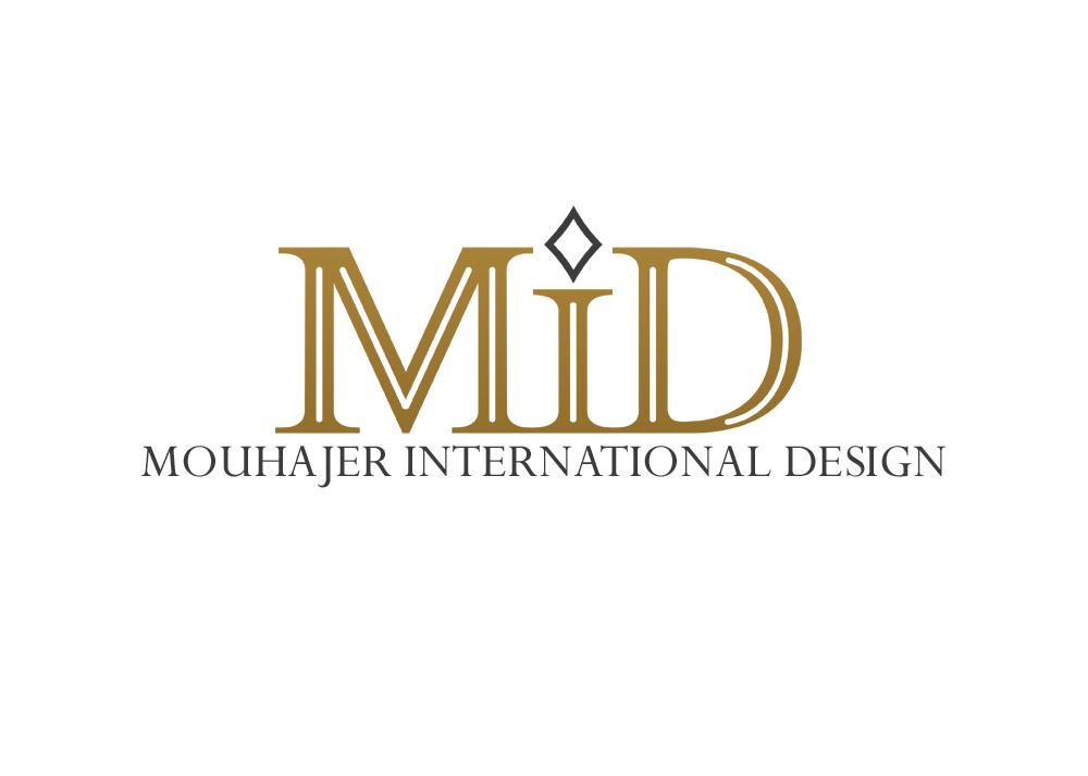 Logo Design by Robert Turla - Entry No. 80 in the Logo Design Contest Unique Logo Design Wanted for Mouhajer International Design.