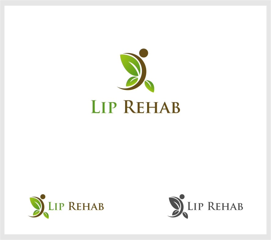 Logo Design by haidu - Entry No. 300 in the Logo Design Contest Creative Logo Design for Lip Rehab.