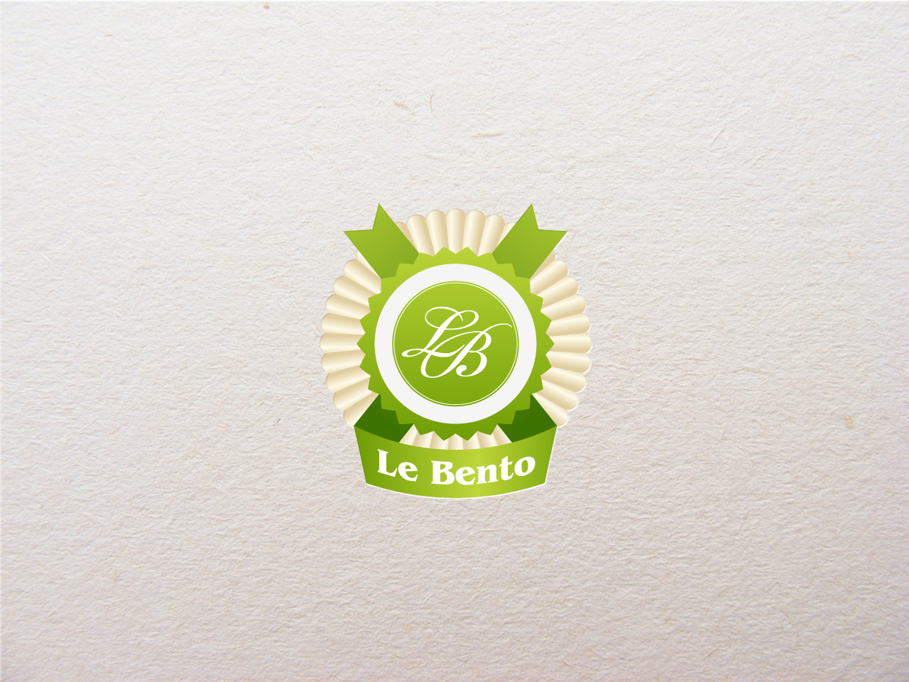 Logo Design by jpbituin - Entry No. 44 in the Logo Design Contest Captivating Logo Design for Le Bento.