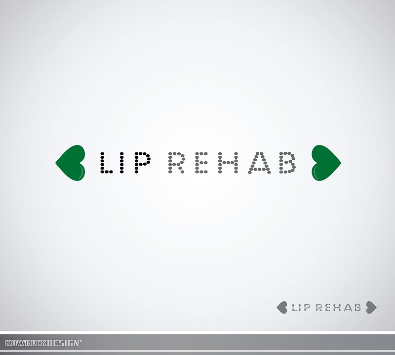 Logo Design by kowreck - Entry No. 303 in the Logo Design Contest Creative Logo Design for Lip Rehab.