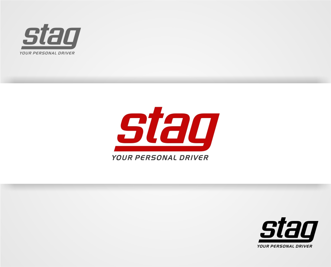 Logo Design by haidu - Entry No. 320 in the Logo Design Contest Unique Logo Design Wanted for Stag.