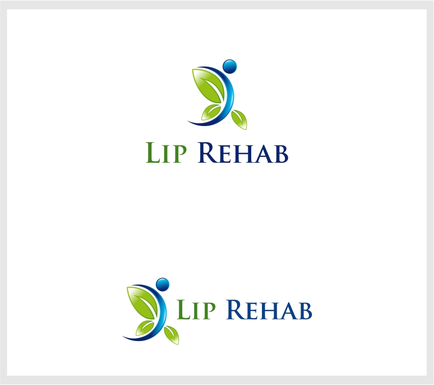 Logo Design by haidu - Entry No. 305 in the Logo Design Contest Creative Logo Design for Lip Rehab.