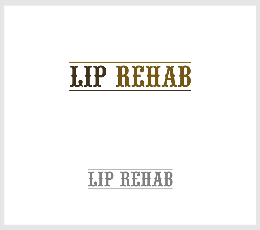 Logo Design by haidu - Entry No. 306 in the Logo Design Contest Creative Logo Design for Lip Rehab.