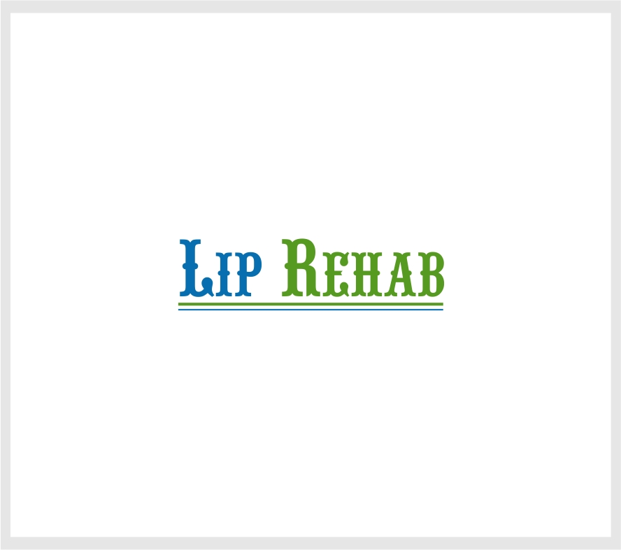 Logo Design by haidu - Entry No. 309 in the Logo Design Contest Creative Logo Design for Lip Rehab.